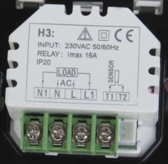 Thermostat neu1 - (Elektrik, Heizung, Anschluss)