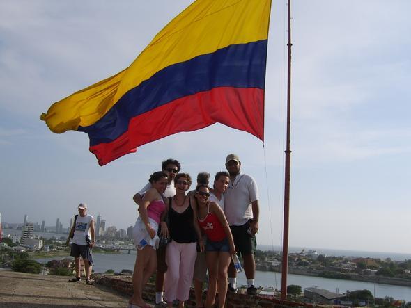 Gelb-Blau-Rot, Colombia - (auswandern, Arbeitssuche, Kolumbien)