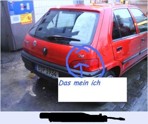 Auto :D - (Auto, Emblem, kofferraum)