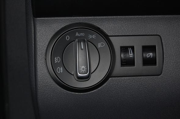 Licht einstellung Am Golf 6, fahrschulwagen (Einstellungen, Fahrschule)