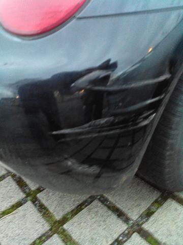 Auto Parkplatzrempler Gutachten Oder Kostenvoranschlag Unfall
