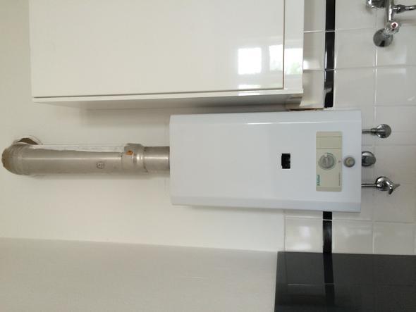 Autogeyser - (Küche, autogeyser, Warmwasserbereiter)