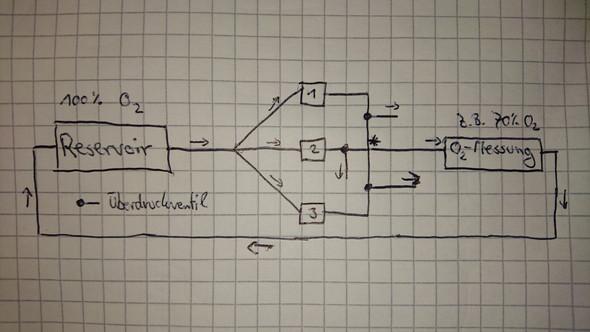 Versuchsaufbau - (Regelungstechnik, Automatisierungstechnik)