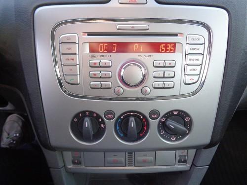 Radio - (Autoradio, Bj 2010, Ford Focus mk2)