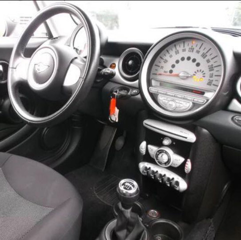 autoradio f r mini cooper 2007 internet technik auto. Black Bedroom Furniture Sets. Home Design Ideas