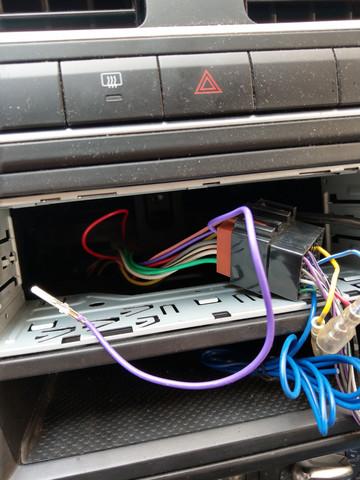 Autoradio Polo BJ 2011 Verkabelung? (Auto, Auto und Motorrad, elektro)