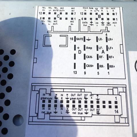 Pin Belegung - (Computer, Musik, Technik)