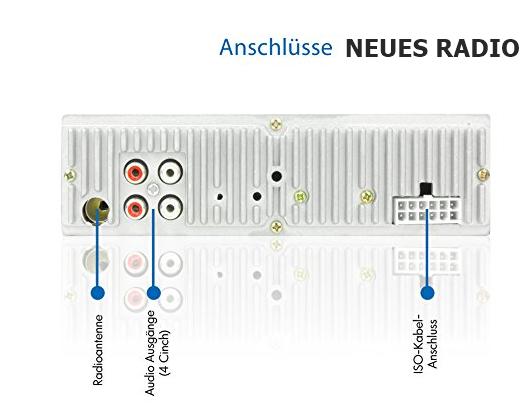 Mögliches Neues Radio - (Auto, Kabel, VW)