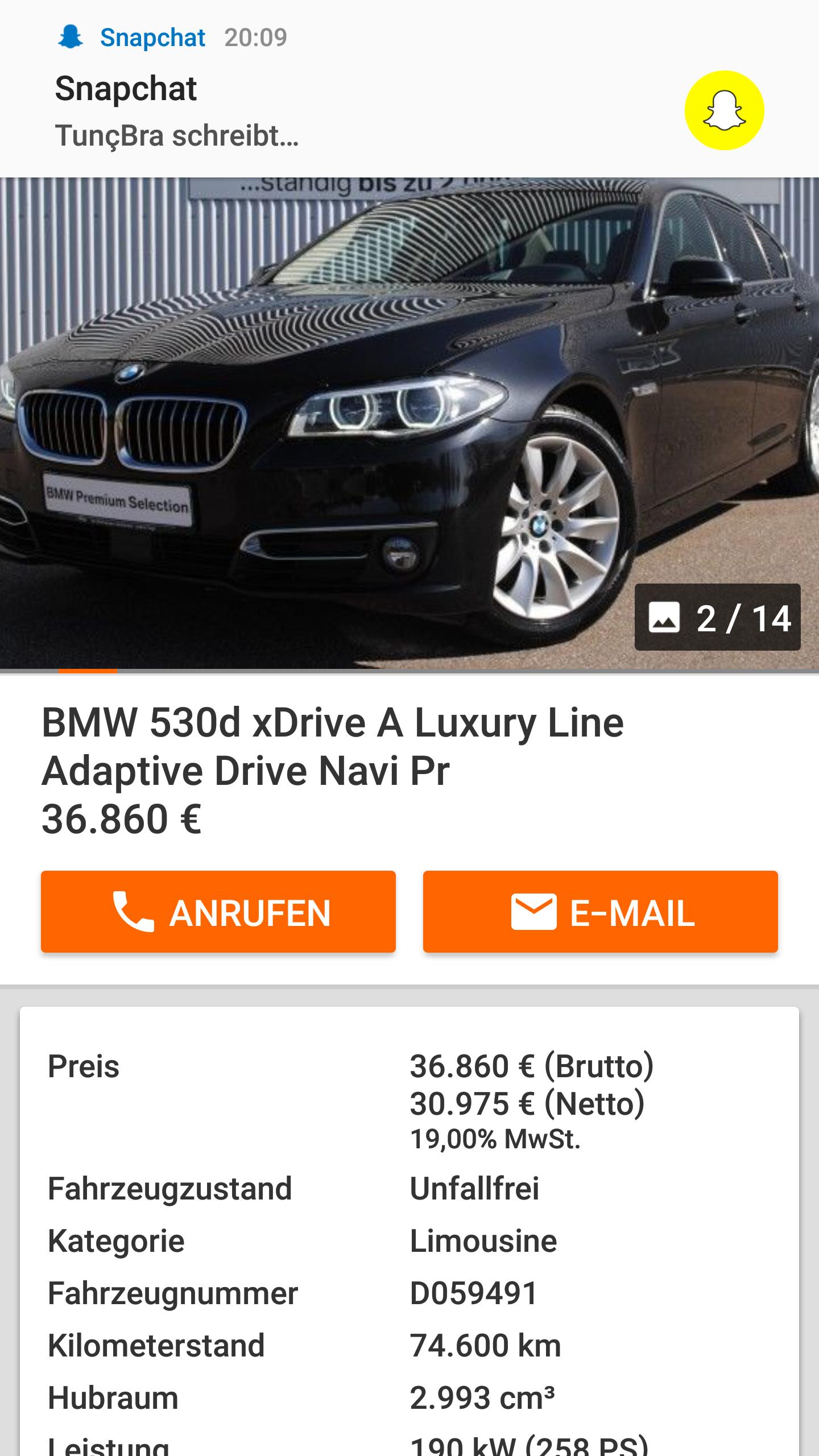 Autoscout24 Gebrauchtwagen Verkaufen