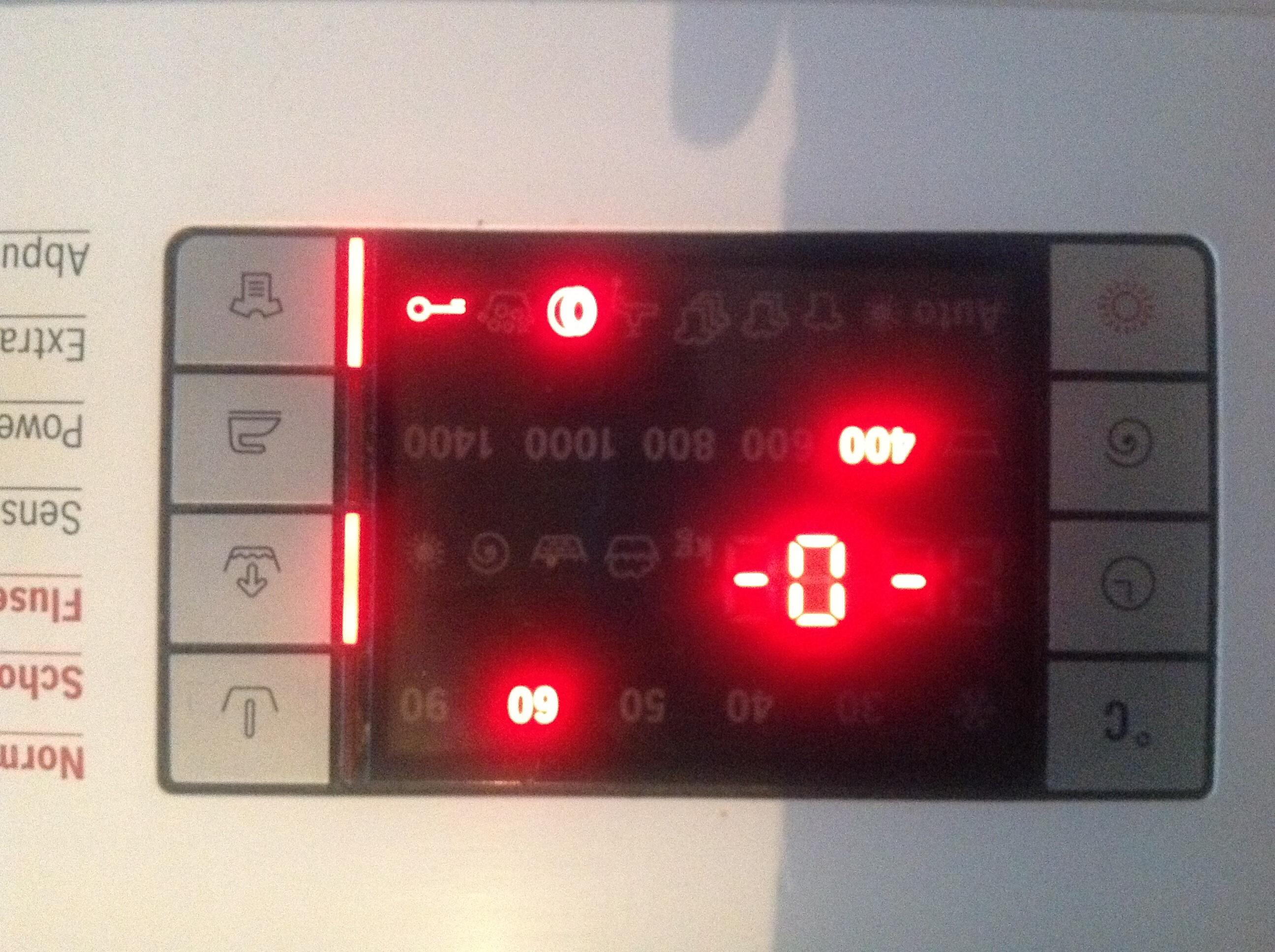 Siemens spülmaschine wasserhahn blinkt e: siemens geschirrspüler