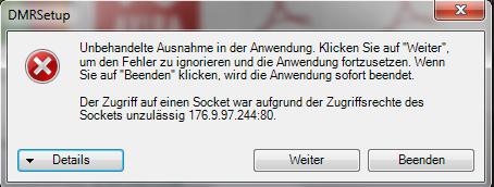 Meldung von AVG remove tool gleich beim Start - (PC, Programm, Windows 7)