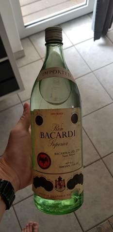 Bacardi, wie alt?