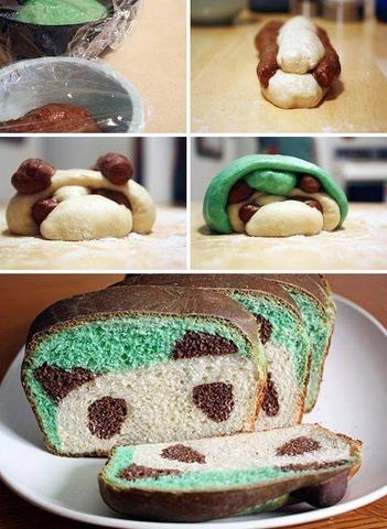Pandakuchen - (backen, Kuchen)