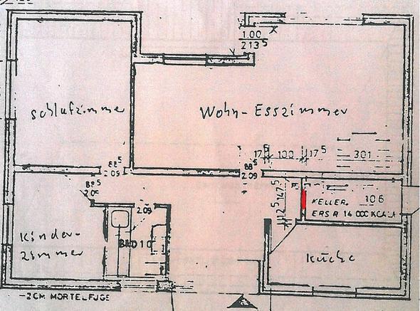 Grundriss - (Elektrik, Hausbau)