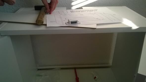 Badezimmer waschbeckenunterschrank aufbauen roller montage schrank - Roller badezimmer ...