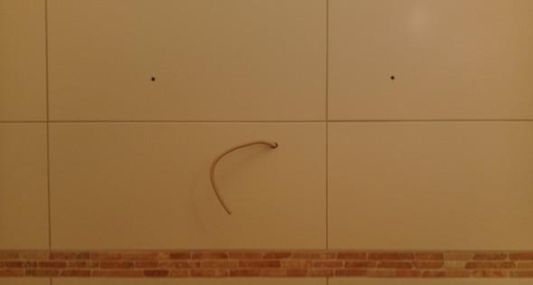 Badezimmerspiegel aufh ngen handwerk badezimmer spiegelschrank - Badezimmerspiegel ohne bohren ...