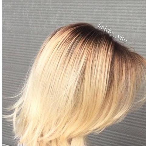 Balayage Blond Selber Machen Haare Farben