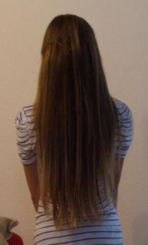 Bald Besuch Beim Friseur Nur Welche Frisur Lange Haare Beauty