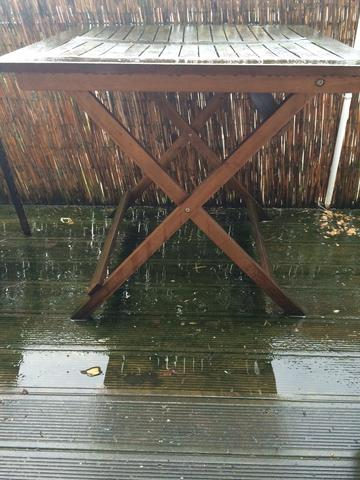 nach 4-6 Studnen Regenschauer 2 - (Mietrecht, Vermieter, Regen)