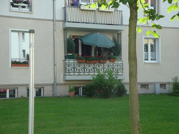 Balkon  - (Balkon, Blumenkasten)