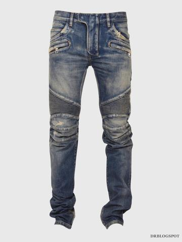 Balmain Jeans - (Mode, Kleidung, Kleid)