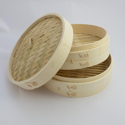 Bambus-Dampfgarer oder Elektronischen Dampfgarer? (Kochen