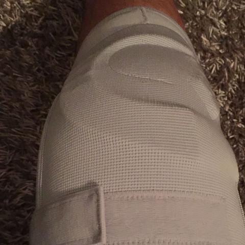 Bandage für die Kniescheibe - (Bandagen, Schiene, kniescheibe)