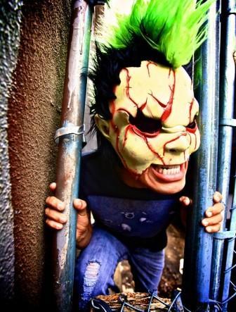 so enlich sehen die masken aus - (Film, Maske, banküberfall)