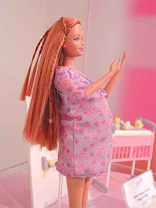 barbie schwanger
