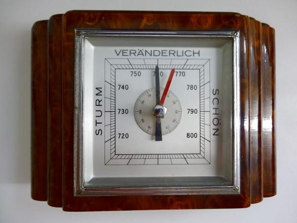 Baha - (Antiquitäten, barometer)
