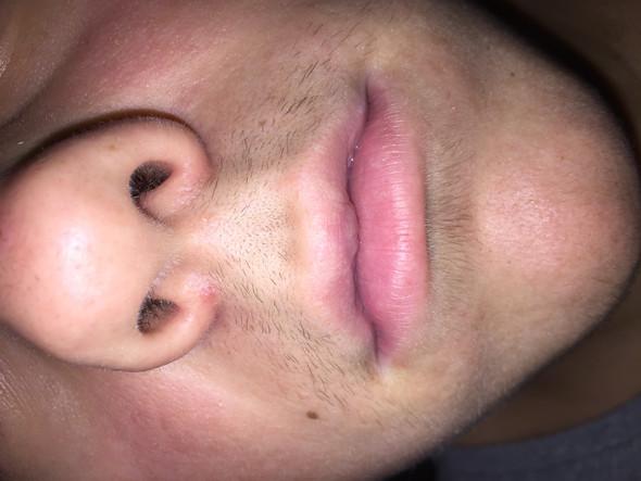 Schnurrbart - (Jugendliche, Teenager, Bart)