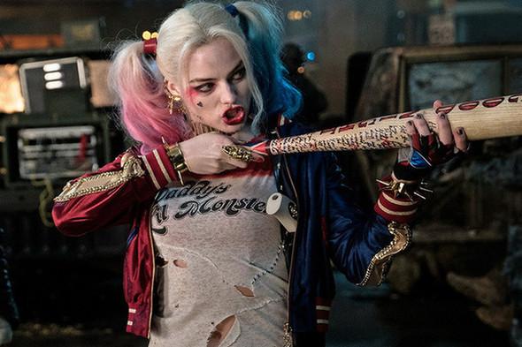 Harley Quinn - (Freizeit, Baseballschläger, Harleyquinn)