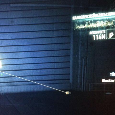 Die Tür   - (Spiele, Batman, Secrtes)
