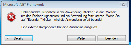 (Fehlermeldung) - (PC-Spiele, Error, Batman)