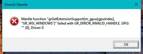 Error-Meldung - (Computer, Computerspiele, Absturz)