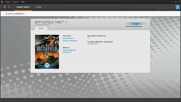 Battlefield 1942 Origin For Mac