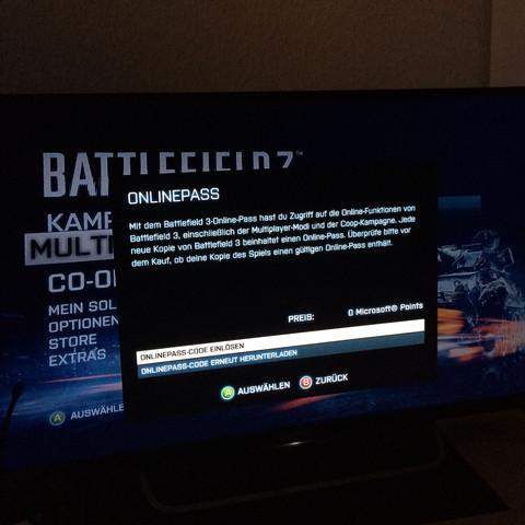 Das ist das bild - (Battlefield, xbox360)