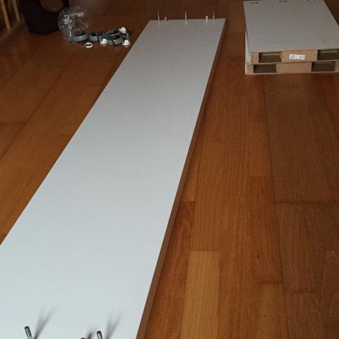 Betttisch Ikea Malm   (Bett, IKEA, Schlafzimmer)