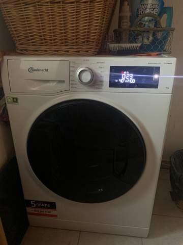 Bauknecht Active Care Color+ Frontlader-Waschmaschine: 7kg - WM Elite 823 PS nur 60 Grad?