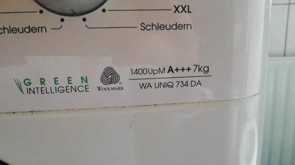 Bauknecht Waschmaschine Fehlermeldung FE?