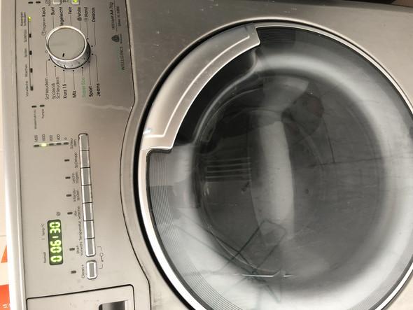 Bauknecht Waschmaschine Pumpt Nicht Mehr Ab Kleidung Wasser Defekt
