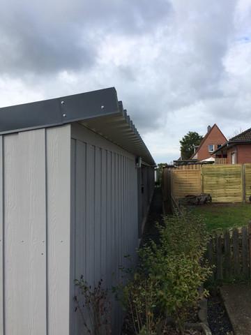Dach - (grenzbebauung, Baulast)