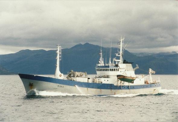 Bauplan gesucht!: Volstad Jr./jetzige Bob Barker (Sea Shepherd)