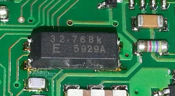 Dieses Bauteil    (ca. 4x10mm) - (Elektronik, Reparatur, DIY)