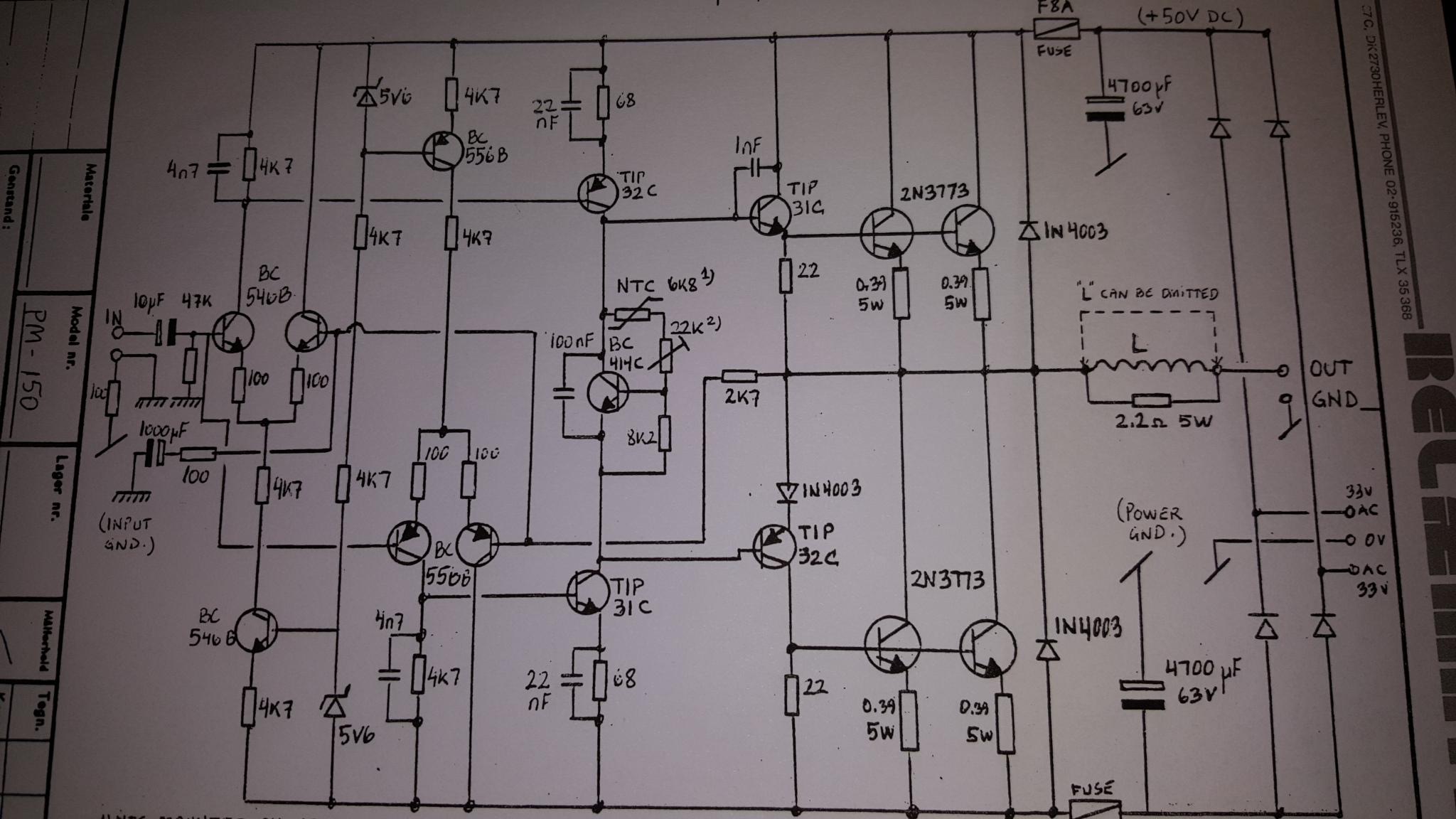 bc414 woher bekomme ich diesen transistor elektronik verst rker. Black Bedroom Furniture Sets. Home Design Ideas