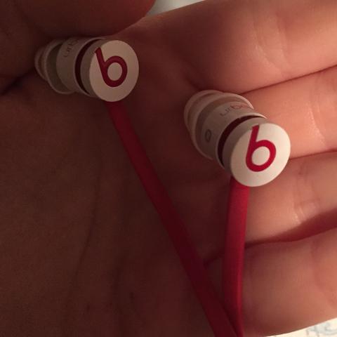 Das sind die Kopfhörer.  - (Apple, Kopfhörer, Garantie)