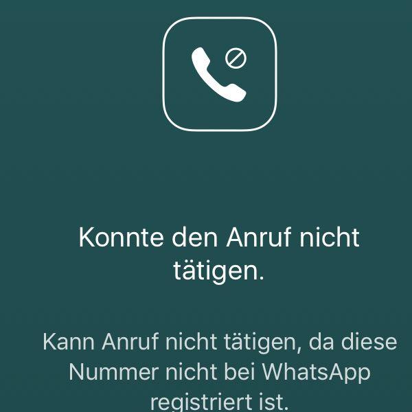 Bedeutet das das ich blockiert wurde bei WhatsApp? (Handy