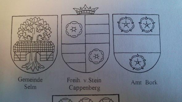 Wappen - (Geschichte, Rosen, Wappen)