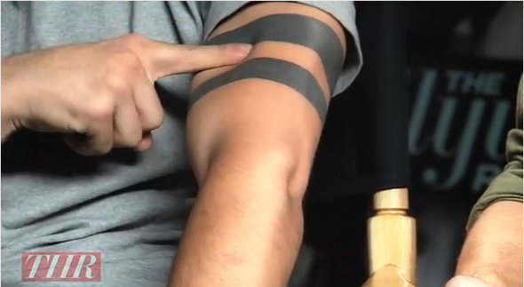 Ring unterarm bedeutung mann Tattoo Ring