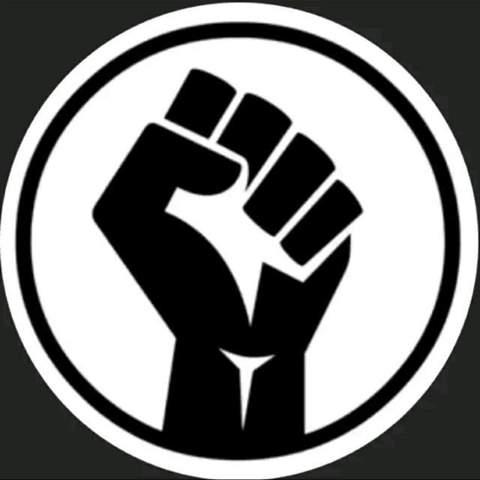 Bedeutung dieses Symbols (Faust)? (Internet, Politik, Bilder)